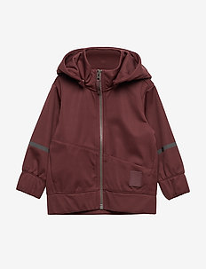 SNIGEL KIDS JKT - OLD RUST