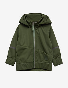 SNIGEL KIDS JKT - SPRUCE GREEN