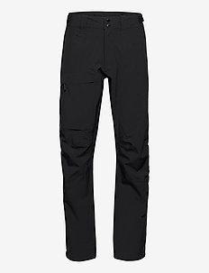BANAK USX PANTS 2 - outdoorbukser - black