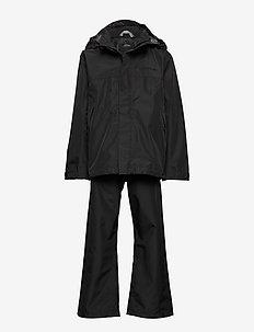 GRAND YT RAIN SET - sets & suits - black