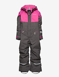 CORNELIUS KIDS COVER - snowsuit - throne grey