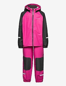 STORMMAN - JKT - sets & suits - plastic pink