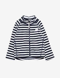 MONTE KIDS PR. JKT 3 - NAVY SIMPLE STRIPE
