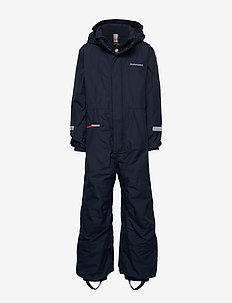 TYSSE KIDS COVERALL2 - NAVY