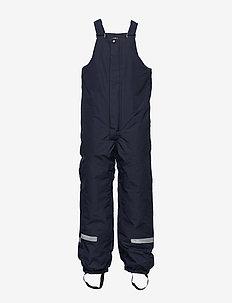 TARFALA KIDS PANTS 3 - winter trousers - navy