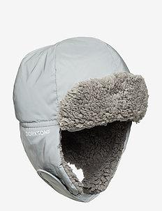 BIGGLES REFL CAP 2 - hats - silver