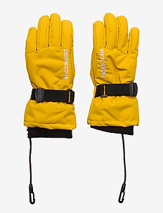 BIGGLES GLOVES - OAT YELLOW