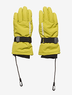 BIGGLES GLOVES - SEAGRASS GREEN