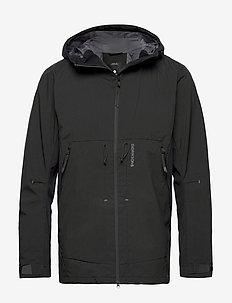 BENGT USX JKT 2 - rain coats - black