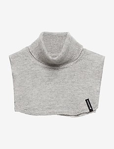 DELFINEN KIDS POLO - GREY MELANGE