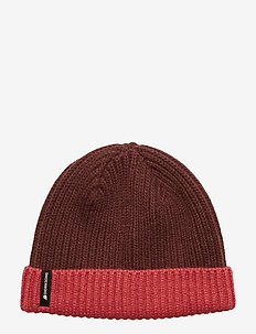 NILSON KIDS BEANIE 2 - OLD RUST
