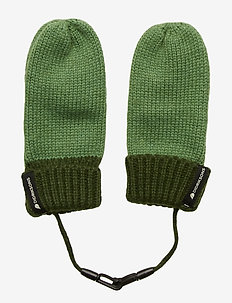 KIT KIDS MITTENS 2 - LICHEN GREEN