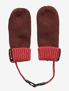 KIT KIDS MITTENS 2 - OLD RUST