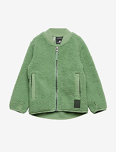 OHLIN KIDS JKT 2 - LICHEN GREEN