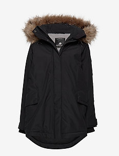 NEAPEL GS YT PARKA - BLACK