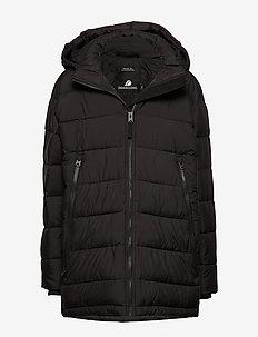 VALETTA BS YT JKT - isolerede jakker - black