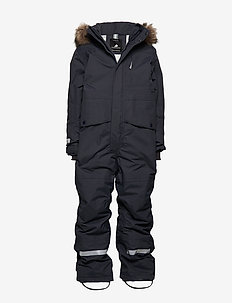 BJÖRNEN KIDS COVER 3 - snowsuit - navy dust