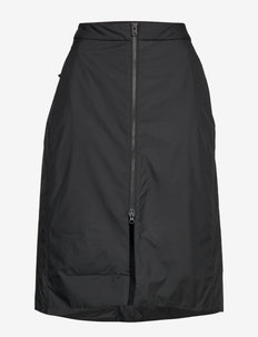 AGATA WNS SKIRT - BLACK
