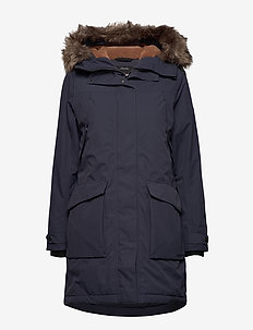 MALOU WNS PARKA 2 - NAVY DUST