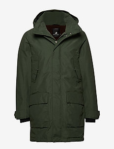TURE USX COAT 3 - SPRUCE GREEN