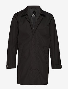 REX USX COAT - BLACK