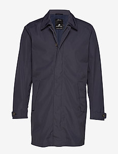 REX USX COAT - NAVY DUST