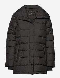 HEDDA WNS JKT 2 - down- & padded jackets - black