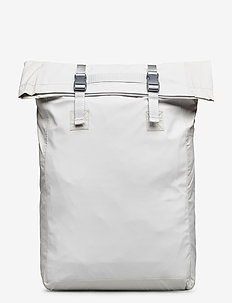 TOTE GALON BACKPACK - rygsække - aluminum
