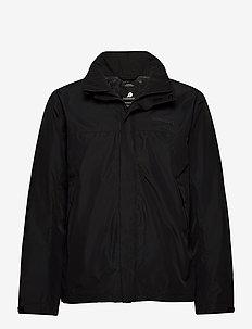 GRAND USX JKT - vêtements de pluie - black