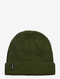 NILSON YT BEANIE - spruce green