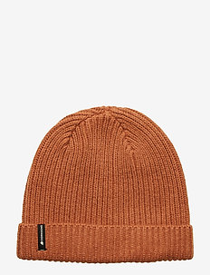NILSON YT BEANIE - TOFFEE BROWN