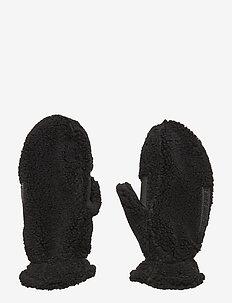 STAMPEN MITTENS - hanskat - black