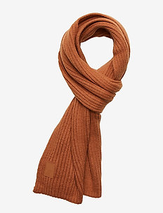 MAJORNA SCARF - TOFFEE BROWN