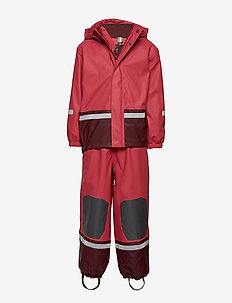 BOARDMAN KIDS SET 4 - sets & suits - raspberry red