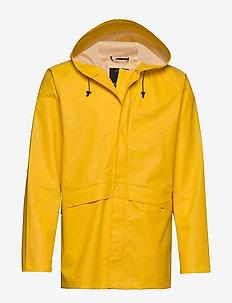 AVON USX JKT - rainwear - yellow