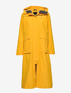 SISSEL WNS COAT - tunna kappor - oat yellow