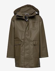 GILLIS BS GALON JKT - jackets - fog green