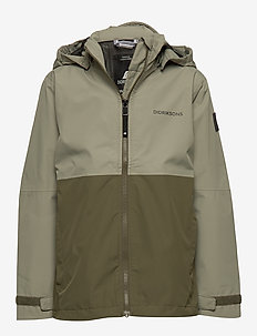 PIKO BOYS JACKET 3 - MISTEL GREEN