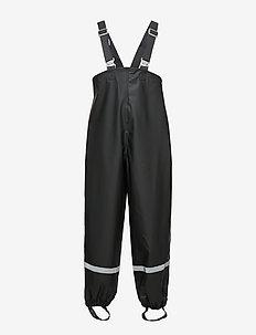 PLASKEMAN PANTS 3 - black