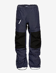 DUSK KIDS PNT - pantalons - denim blue
