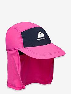 CURL KIDS CAP 3 - uv caps - fuchsia
