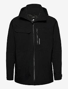 ASTON USX JKT - regntøy - black