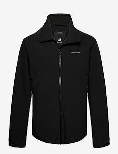 COLIN USX JKT - regnkläder - black