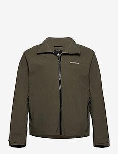 COLIN USX JKT - rain coats - fog green