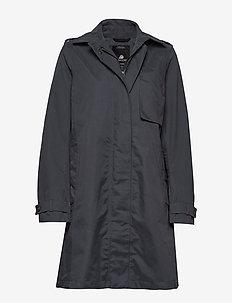 MILA WNS COAT - regnkläder - navy dust