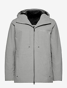 OVE USX JKT - rain coats - stone grey