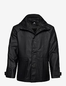 OSKAR USX JKT 2 - rain coats - black