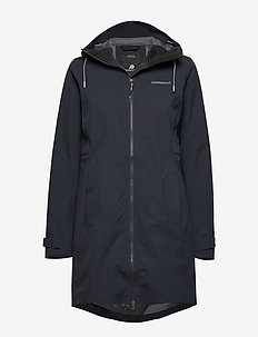 BEA WNS PARKA 2 - tynnere kåper - dark night blue