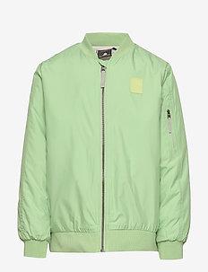 ROCIO KIDS JKT 3 - bomber jackets - leek green