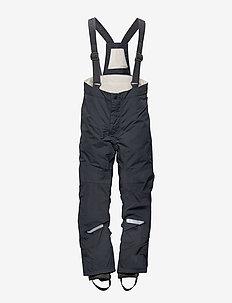 LAXEN KIDS PANTS - trousers - navy dust